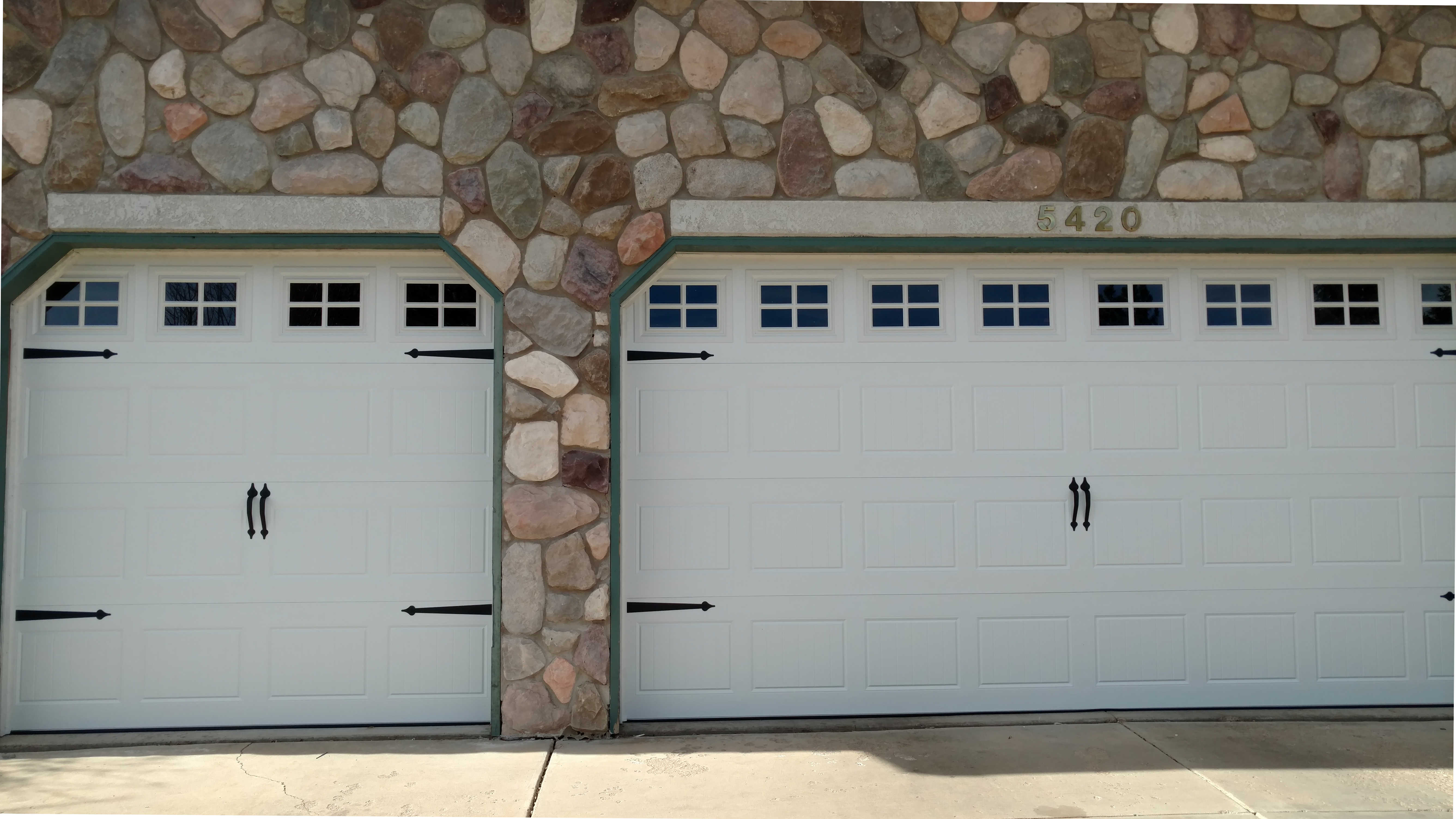 Decorative Doors Peak Garage Doors Llc
